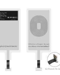 Patch Récepteur Universel Compatible sans Fil Qi
